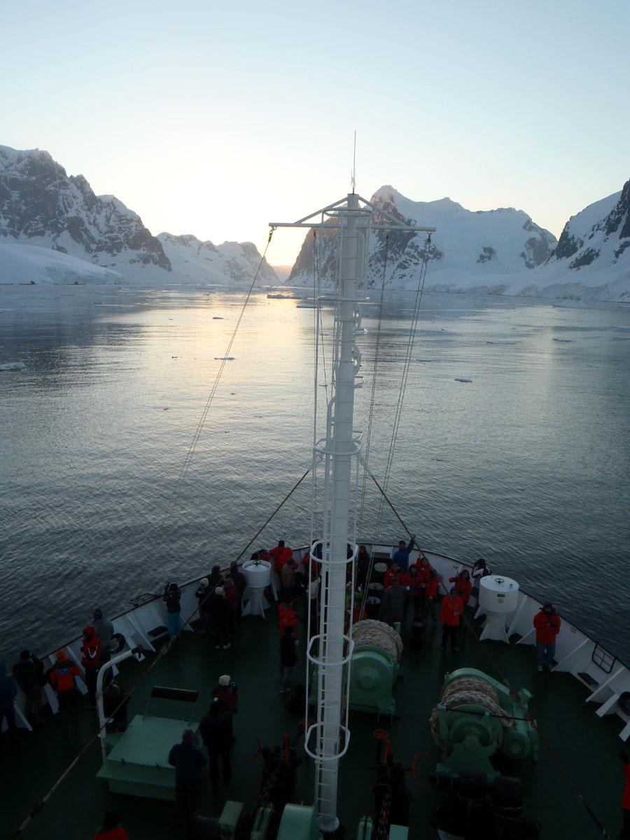 南極半島クルーズ