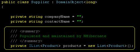 ASP.NET, NHibernate và MVP