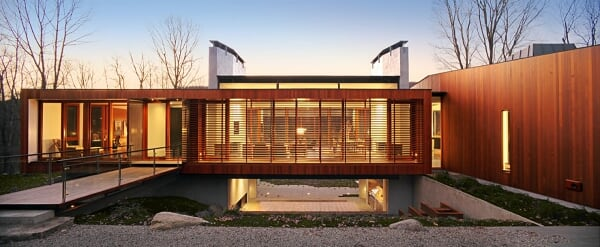 Casa Puente - Joeb Moore + Partners Architects