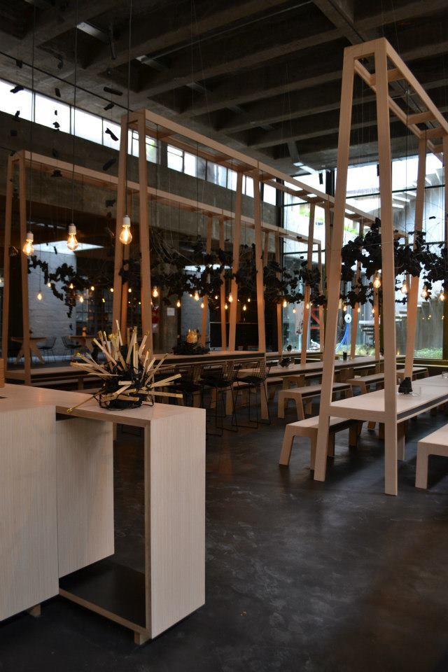 Molina Cafetería de Julio Oropel