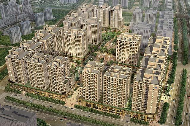 台北縣 林口 林口特區 遠雄 遠雄大未來 未來市