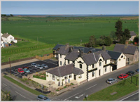 Lindisfarne Inn, Beal, Northumberland