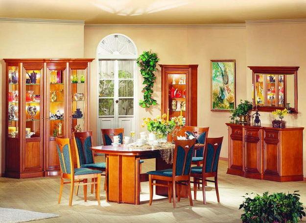 Sufragerie lemn masiv VENUS