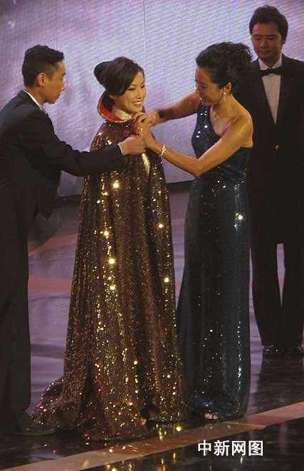 2009香港小姐 刘倩婷荣登港姐