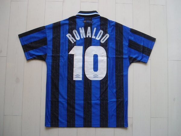 ronaldo jersey 97-98