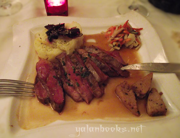 Aix-en-Provence  Romantic dinner 普罗旺斯 夜色艾克斯 美食 Yalan雅岚 黑摄会