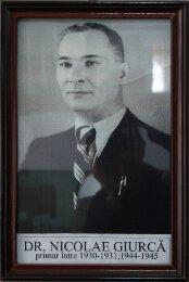 dr. Nicolae Giurca - 1930-31, 1944-45