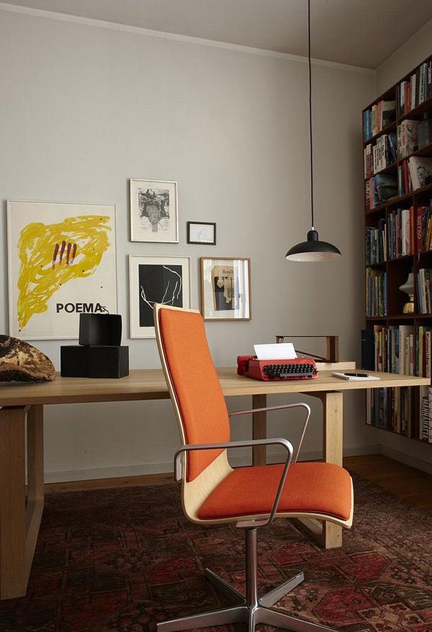 La silla Oxford de Arne Jacobsen cumple 50 años