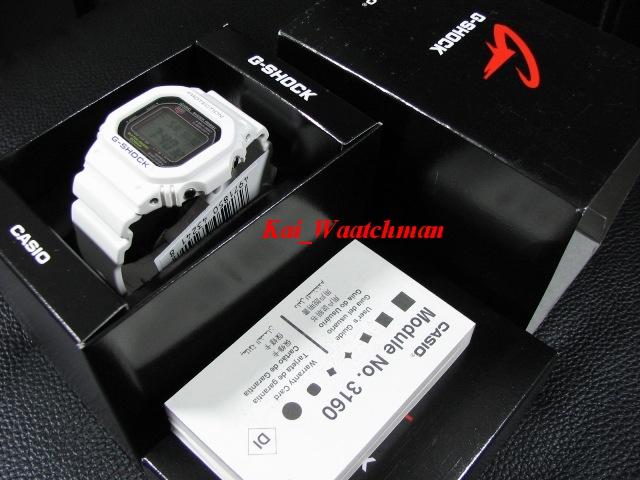 นาฬิกาข้อมือคาสิโอ G-5600A-7DR_1