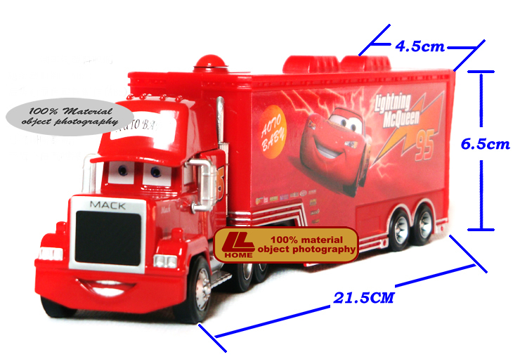 disney cars mack truck - Disney Cars Toys Truck