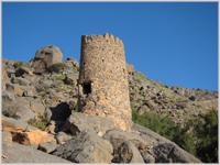 Misfat Al Abriyeen watchtower