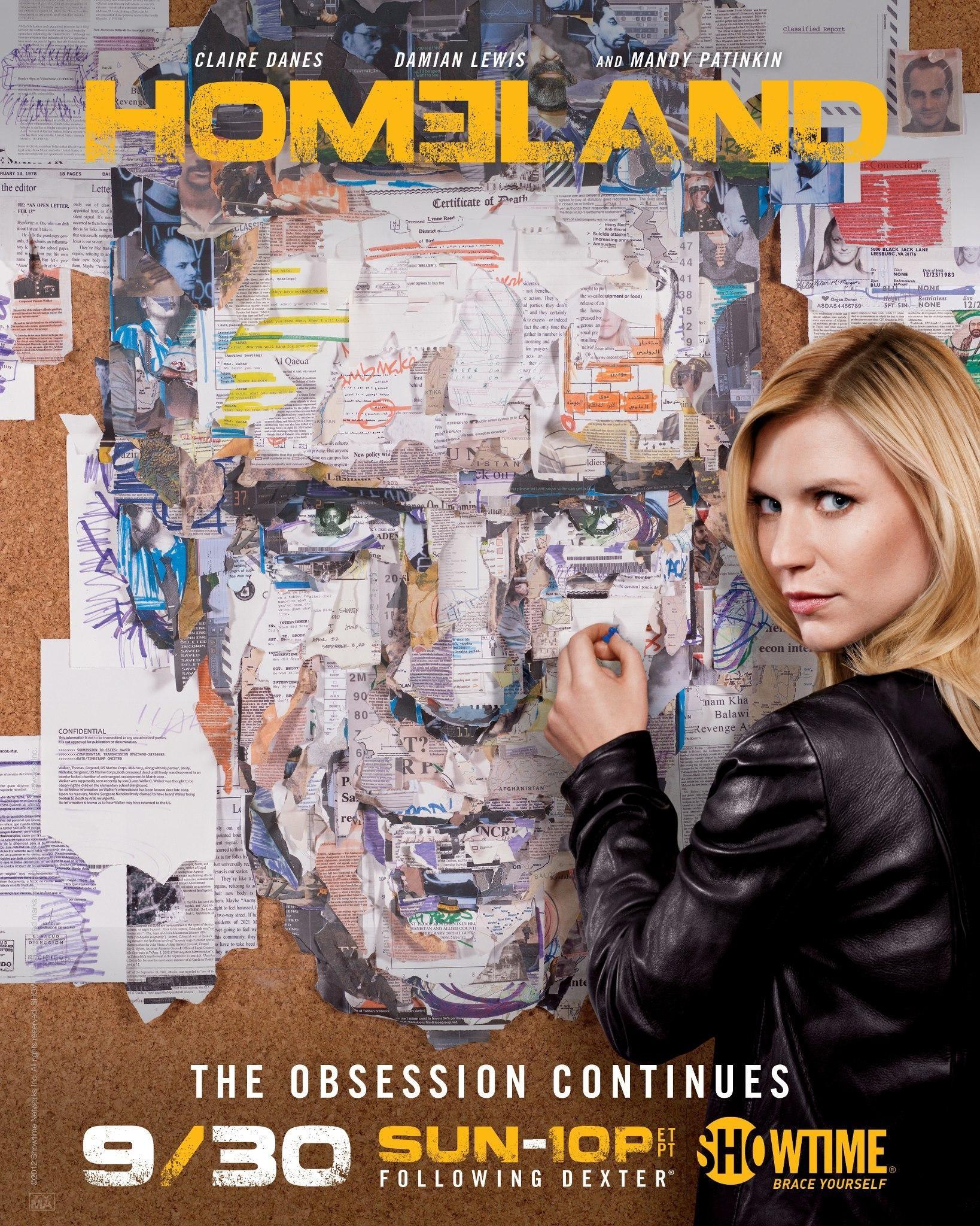 [影集] Homeland (2011~2020) Homeland-season-2-poster-1