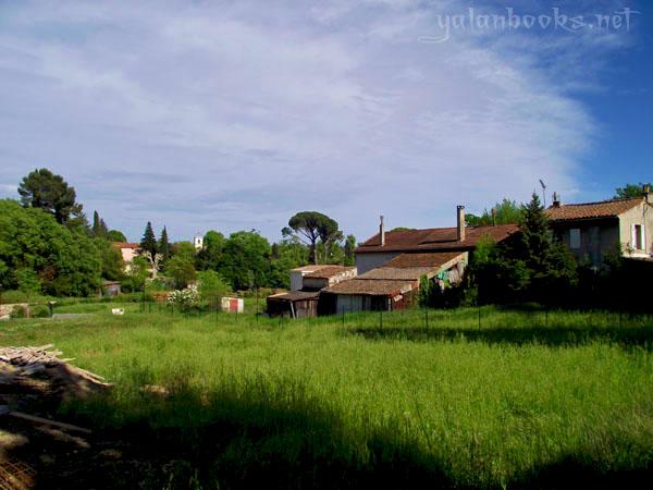 French Village Valentine Photography Romanticism 法国村庄 瓦朗蒂纳 风光摄影 浪漫主义 Yalan雅岚 黑摄会
