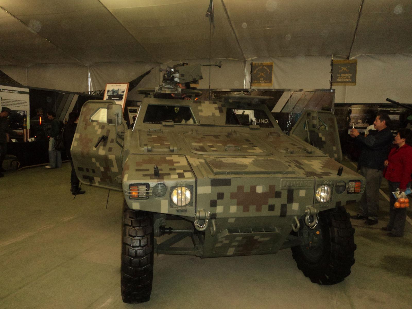 Exhibicion itinerante del Ejercito y Fuerza Aerea; La Gran Fuerza de México PROXIMA SEDE: JALISCO - Página 2 DSC01335