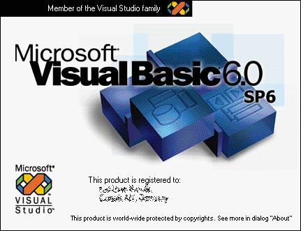 ... Visual Basic 6.0 Service Pack 6 y en concreto a la librería oleaut32: http://geeks.ms/blogs/jorge/archive/2008/02/13/visual-basic-6-0-service-pack-6-oleaut32-dll-security-update.aspx