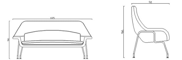 子宫沙发(Womb sofa)图解说明