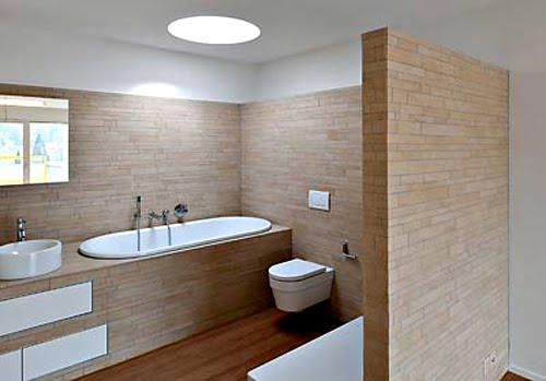 Decoracion De Interiores Baños Minimalistas:Apartamento minimalista en Suiza – Clavienrossier Architectes – Tecno