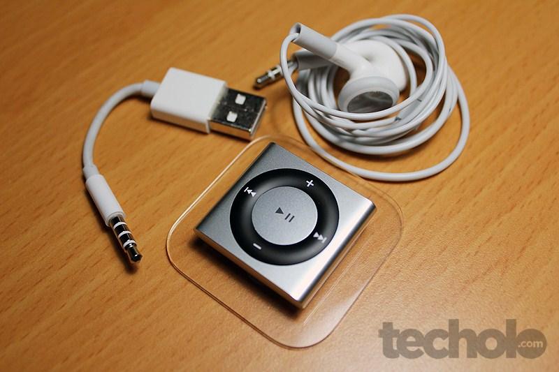 iPod Shuffle 4th Gen: the