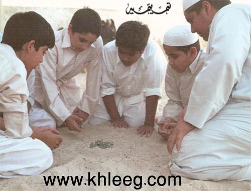 التيله لعبه من التراث الخليجي الحلقة الاولى 6
