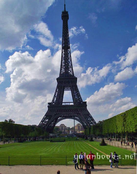 Paris the Eiffel Tower Photography Views Romanticism Yalan雅岚 黑摄会