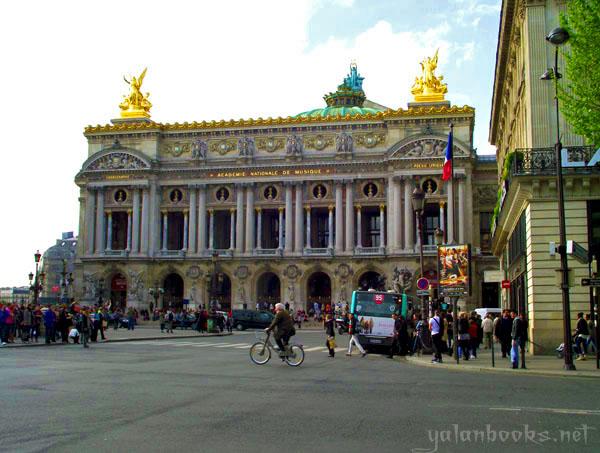 Paris Opera  Photography Views Romanticism 巴黎 歌剧院 风光摄影 浪漫主义 Yalan雅岚 黑摄会