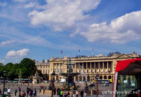 Place de la Concorde Paris Photography Views Romanticism 巴黎 协和广场 风光摄影 浪漫主义 Yalan雅岚 黑摄会