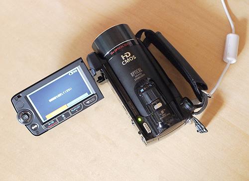 iVIS(アイビス) HF21をPCに接続