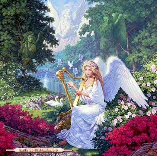 imagenes de angeles de amor. Angeles de amor .