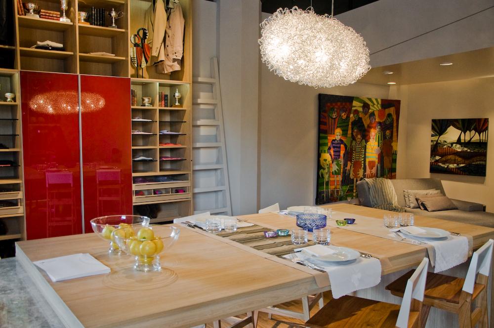 Casa FOA 2012: Loft de un Joven Gourmet - Horacio Zuker