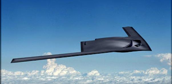 2018 Stealth Bomber Design