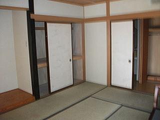 ホテル改修 和室から洋室 伊豆長岡