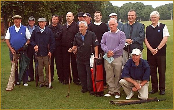 LRGS v BSHGC 2008 Teams, 3rd July 2008