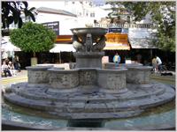 Morosini Fountain, Heraklion, Crete