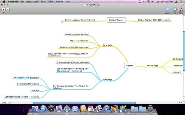 MindNode-使用简单的思维导图软件