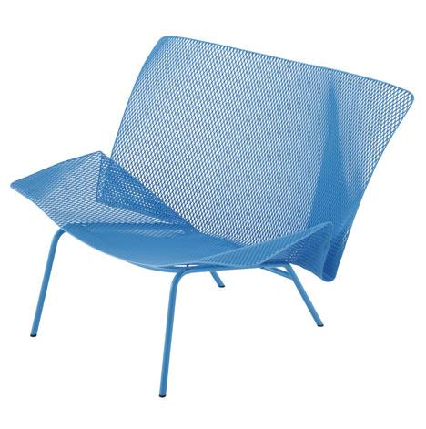Silla Grillage - Francois Azambourg, decoracion, diseño, muebles