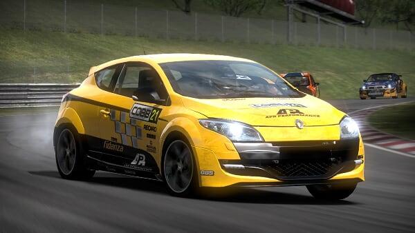 NFS Shift Renault megane
