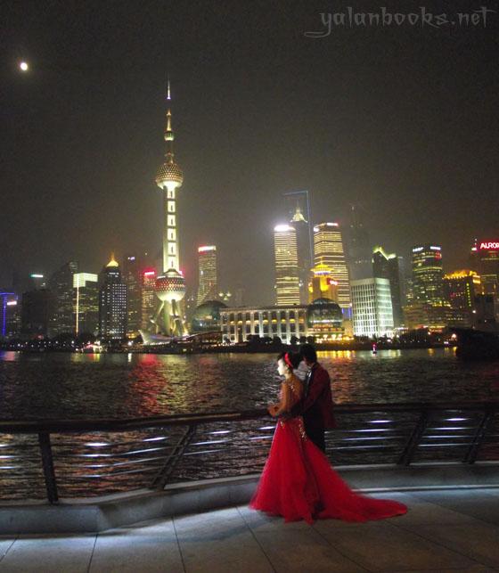 the Bund Night View Photography Art Romanticism  外滩 浦江夜景 摄影 艺术 浪漫主义 Yalan雅岚 黑摄会