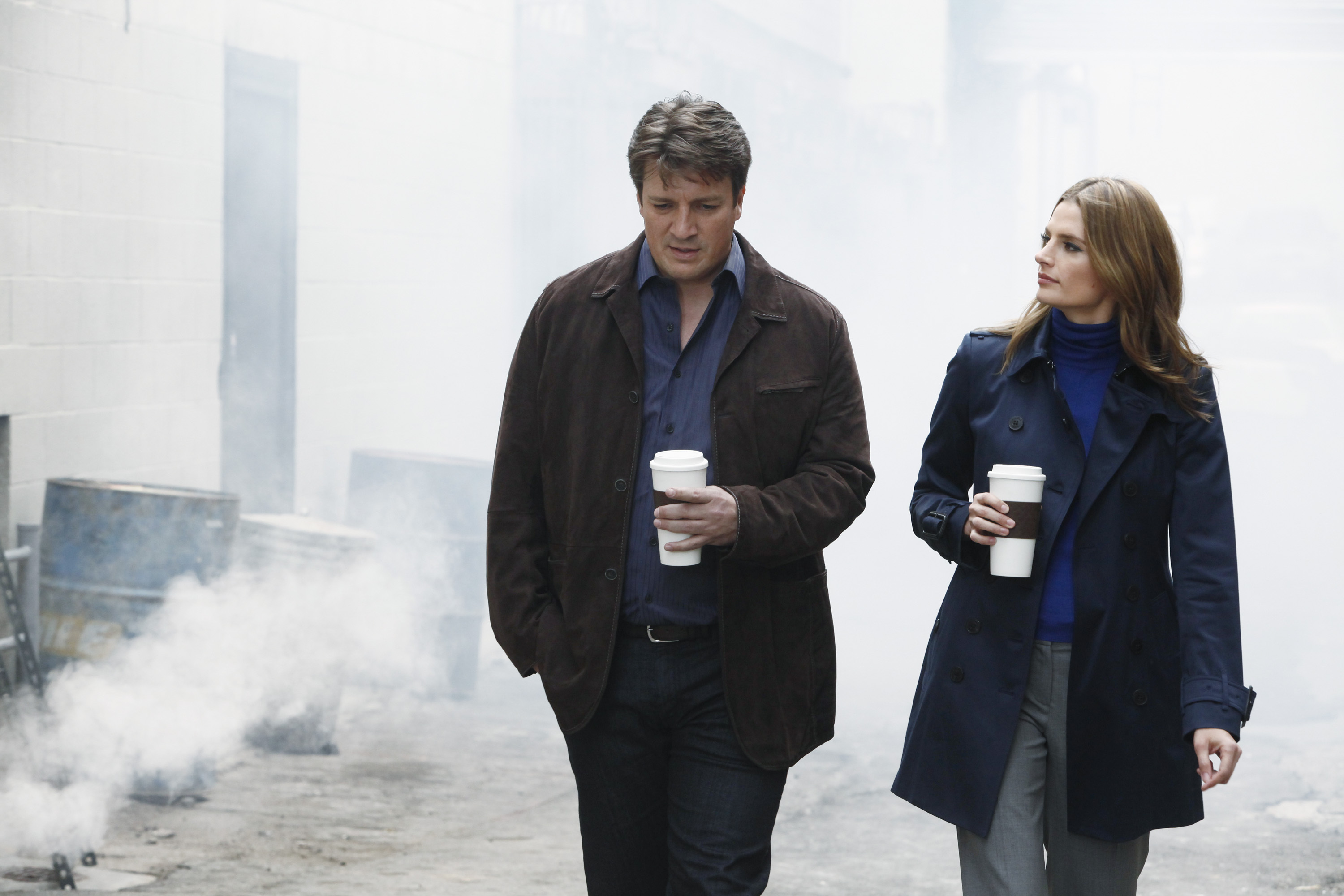 [影集] Castle (2009~2016) Castle-Nathan-Fillion-Stana-Katic