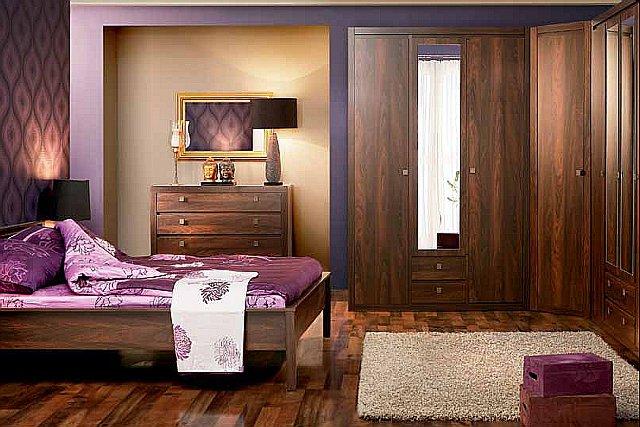 Dormitor INDIGO - mobila LUTSCH
