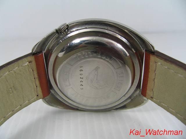 นาฬิกาข้อมือไซโก้ Seiko Sportsmatic Calendar 820_5