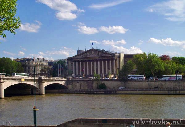 Paris Palais Bourbon Photography Views Romanticism Yalan雅岚 黑摄会