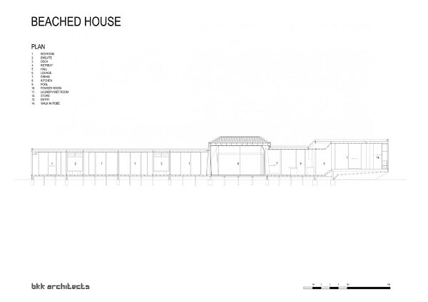 Casa en la Playa - BKK Architects
