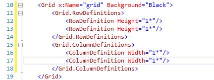 row-columns definition